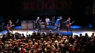 Bad Religion - Past Is Dead - live in Dortmund FZW 29.07.2013