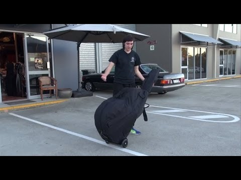 Double Bass Buggie Review - How To Use The Bass Buggie