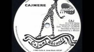 Cajmere (Underground Goodies Vol. IV) - Conflict