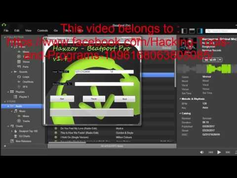 Beatport Pro Haxzor - v1.4 (April 2017)