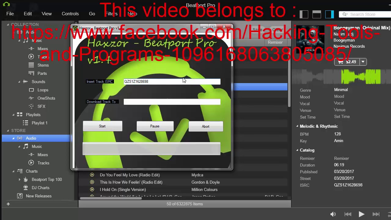 Beatport Pro Haxzor - v4 9 (June 2019)