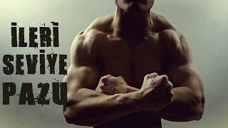 İleri Seviye Evde Pazu Patlaması Biceps Antrenmanı