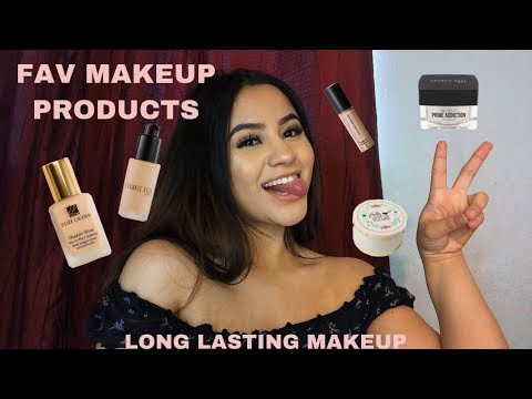 MY FAVORITE MAKEUP PRODUCTS thumbnail