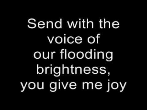 Let it Shine - Joyful Noise (Lyrics)