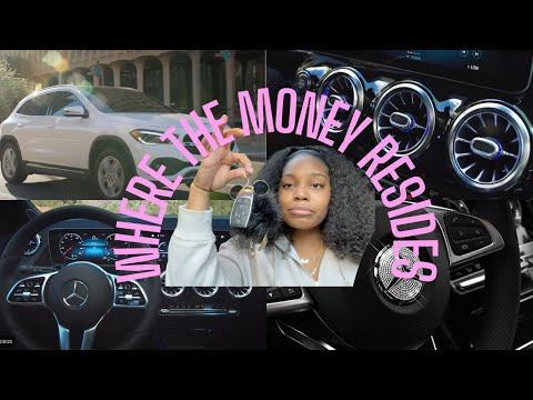 Black girls in Luxury baby! | Luxury Car Tour | Mercedes GLA 2021 |SKY DRUE
