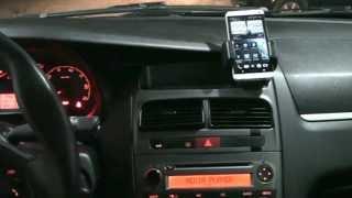 Fiat Linea Blue&Me - Воспроизведение звука фильма через штатную магнитолу(Давно пытался заставить штатную магнитолу Fiat Linea (Made in Turkey) воспроизводить звук от внешнего источника (Мобил..., 2013-07-25T20:13:11.000Z)