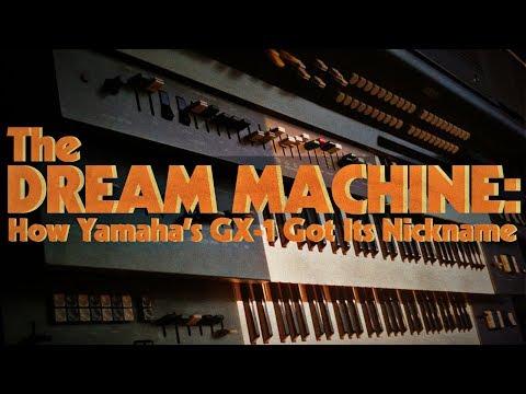 The Dream Machine: How Yamaha's GX-1 Got Its Nickname