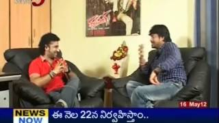 Devi Sri Talking About Gabbar Singh Background Music (TV5)