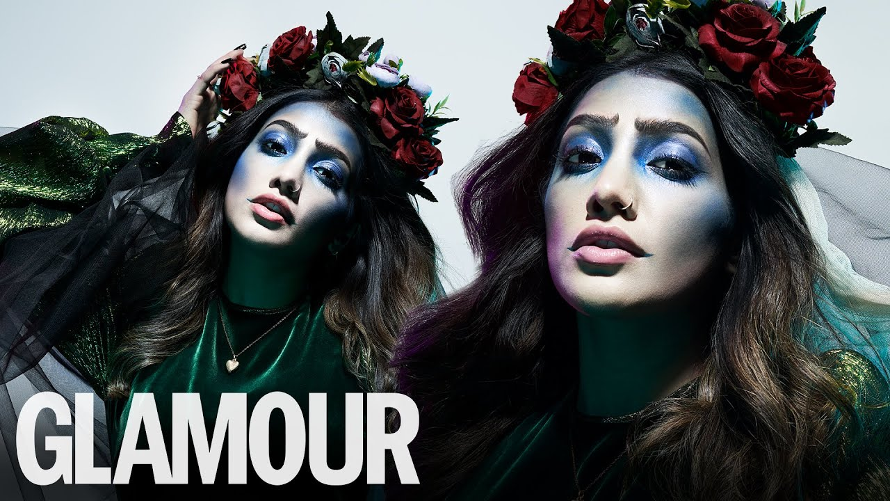 GLAMOUR x BOOTS UK:  Be A Pretty Ghoul This Halloween