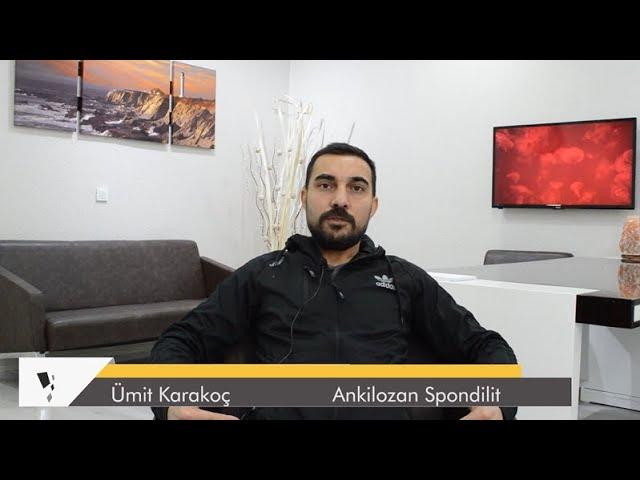 Ankilozan Spondilit - Dr. Ceyhun Nuri - Ümit Karakoç