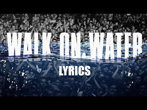 Eminem Walk on Water ft. Beyoncé [Official Lyrics]