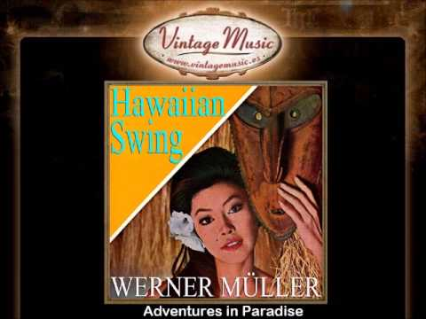 Werner Müller And His Dance Orchestra -- Adventures in Paradise
