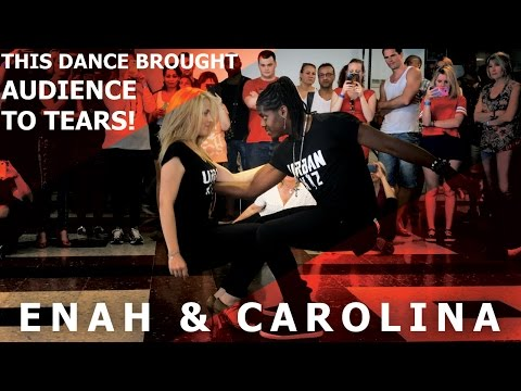 Major - Why I Love You / Enah & Carolina Urban Kiz Dance @ Barcelona Temptation Festival 2017