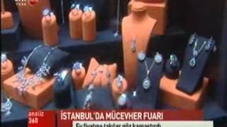 Lizay Pırlanta  Lizay Pırlanta İstanbul Jewelry Show Kuyumculuk Fuarı  ALTIN SUYU BANYO