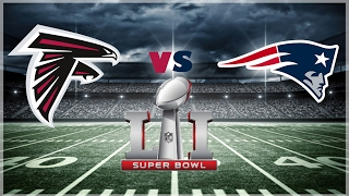 Roblox's Super 51 - Falcons vs Patriots