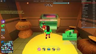 How to rob Finance underwater Bank Floor in Roblox Jailbreak