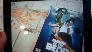 Shaun of the dead, Universal App, Aurasma