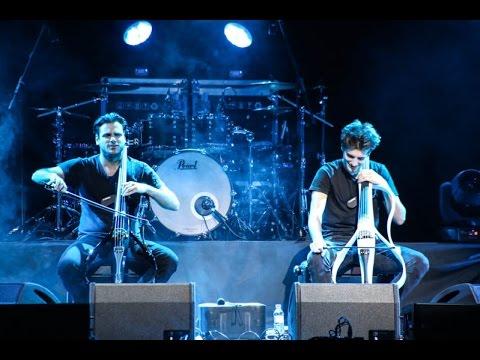 2CELLOS - Viva La Vida (Coldplay cover) (live in Minsk, 06-12-14)