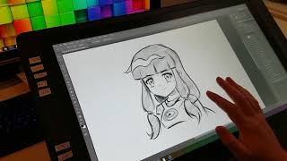 Review & Thoughts Huion GT-221 Pro and GT-220 v2