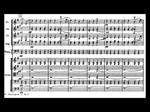 Sergei Prokofiev - Symphony no.1, op.25 (complete)