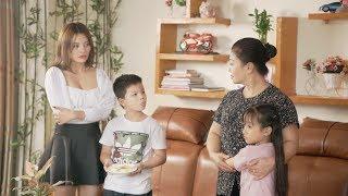 Vợ Con Sếp Tổng Đuổi Bà Cháu Giúp Việc Ra Đường Chỉ Vì Ăn Miếng Bánh Thừa | Sếp Tổng Tập 5