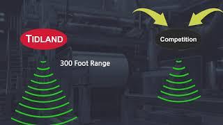 Tidland PressureMax Airshaft Pressure Monitoring System