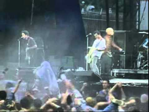 Green Day - Basket Case Live @ Edgefest 98