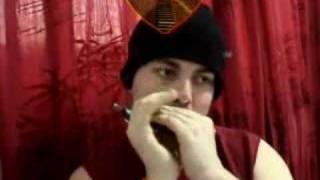 Harmonica - China National Anthem - zhong guo