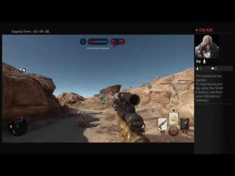Battlefront gameplay 1