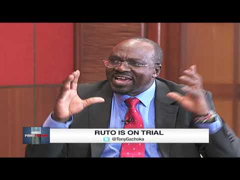 Point Blank: Uhuru-Ruto fall out