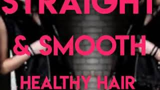 Get Straight, Smooth and Healthy Hair With Therapy Cosmetics USA -