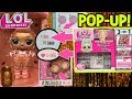 LOL Surprise Series 4 Under Wraps Exclusive LOL Doll   LOL Pop Up Store For LOL Dolls!   LOL Videos