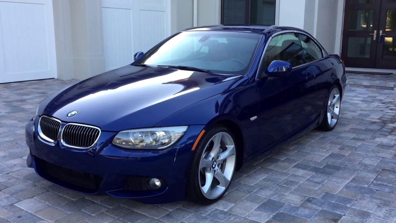 2013 BMW 335i M Sport Convertible for sale by Auto Europa Naples