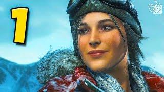 ЭКСКЛЮЗИВНОЕ ПРОХОЖДЕНИЕ Rise of the Tomb Raider 1