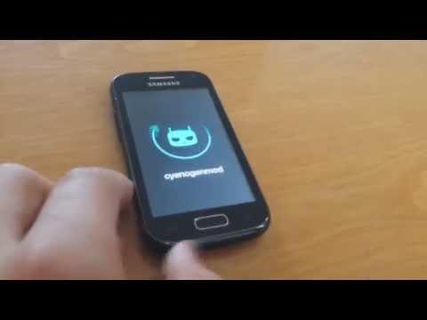 How to install Cyanogenmod 11/10,2 on Samusng Galaxy Ace 2 i8160P/i8160!