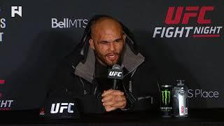 UFC Fight Night Winnipeg: Robbie Lawler -