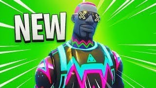 New Liteshow Skin Win *Family Tree* (Fortnite Battle Royale #53)