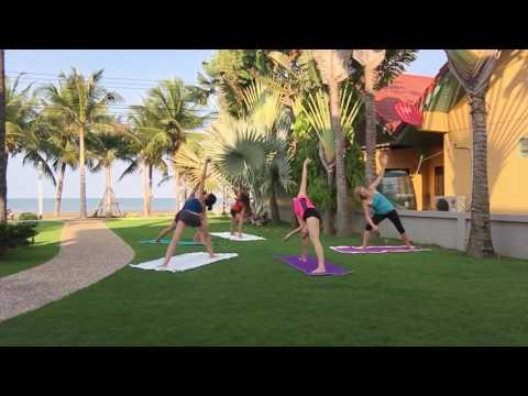 Thailand Yoga Retreat 2016