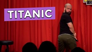 AFUNDANDO O TITANIC - Júnior Chicó - Stand Up Comedy