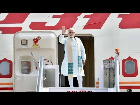 PM Narendra Modi leaves for Kazakhstan to attend SCO summit