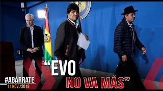 HAY QUE REMATAR LA FAENA EN BOLIVIA | PARTE 2 | AGÁRRATE | FACTORES DE PODER