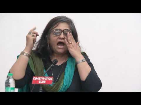 Sangh Terror and Failures of Justice -Teesta Setalvad