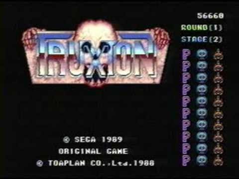 Classic Game Room HD - TRUXTON for Sega Genesis Megadrive!