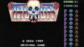 Classic Game Room HD - TRUXTON for Sega Genesis Megadrive!