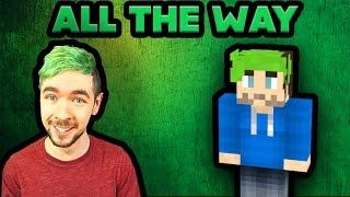JackSepticEye - All The Way (Songify Remix) by Schmoyoho - Minecraft Music Video