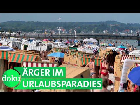 Massentourismus an der Ostsee - Ist das Naturparadies noch zu retten?   WDR Doku
