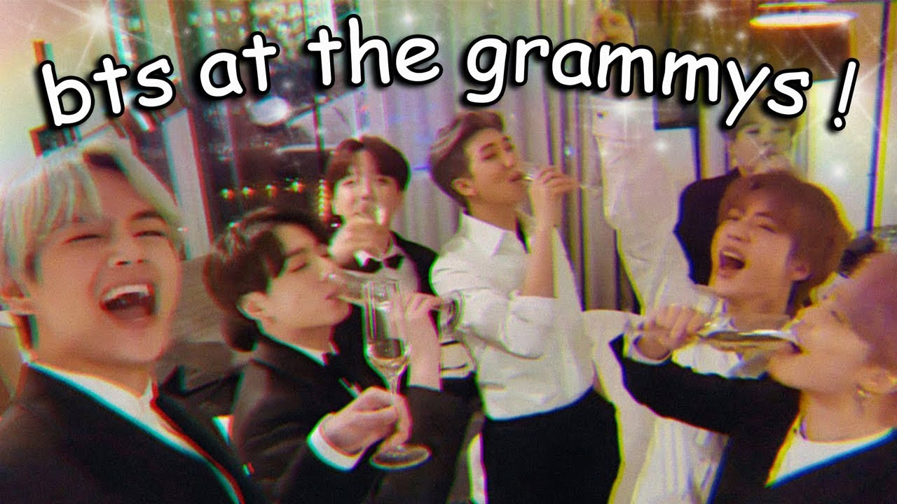 bts are grammy bound