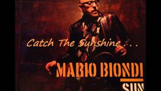 Mario Biondi SUN - Catch The Sunshine . . . ft Leon Ware