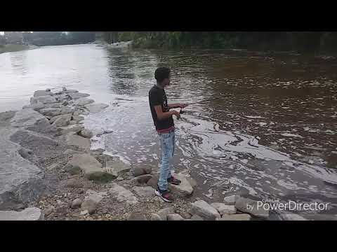 Frankenmuth Michigan Cass River Fishing High Fast Water