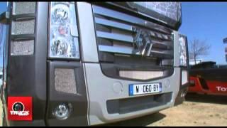"""Le Renault Magnum """"Route 66"""""""